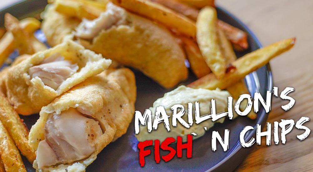 Marillion's Fish 'N Chips