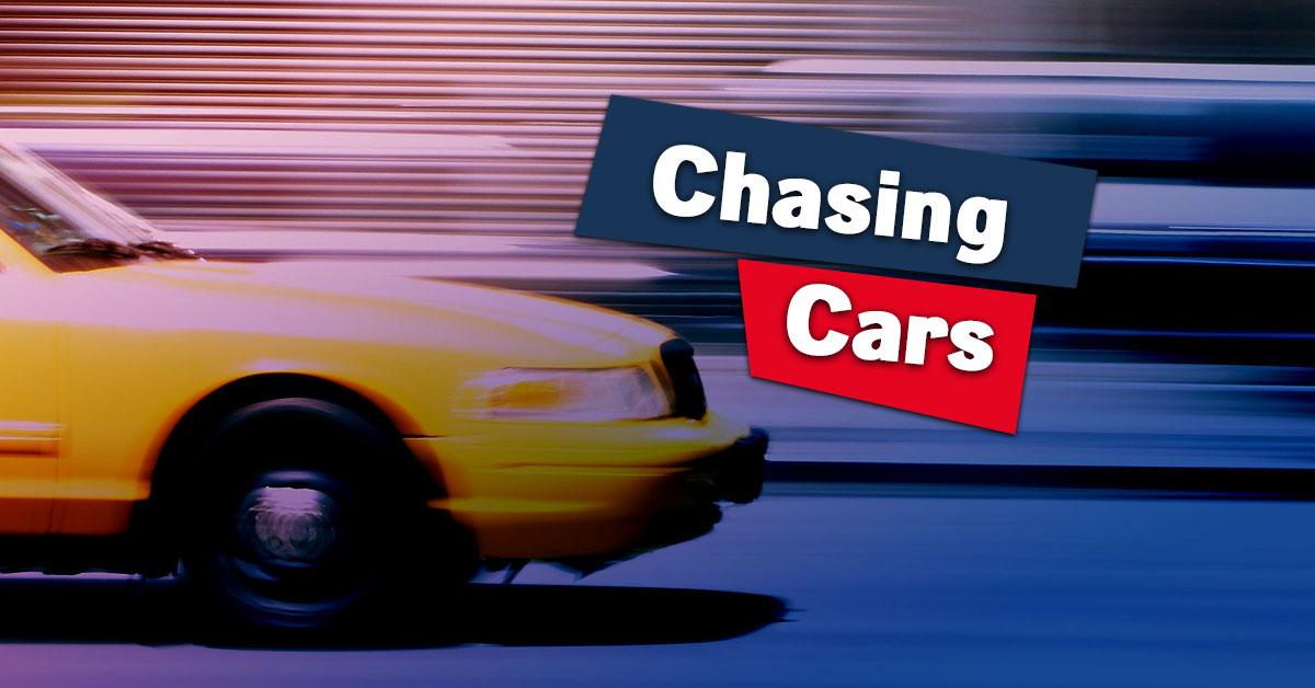 Chasing Cars: Findet unser Rockmobil und holt euch 1000 Euro!