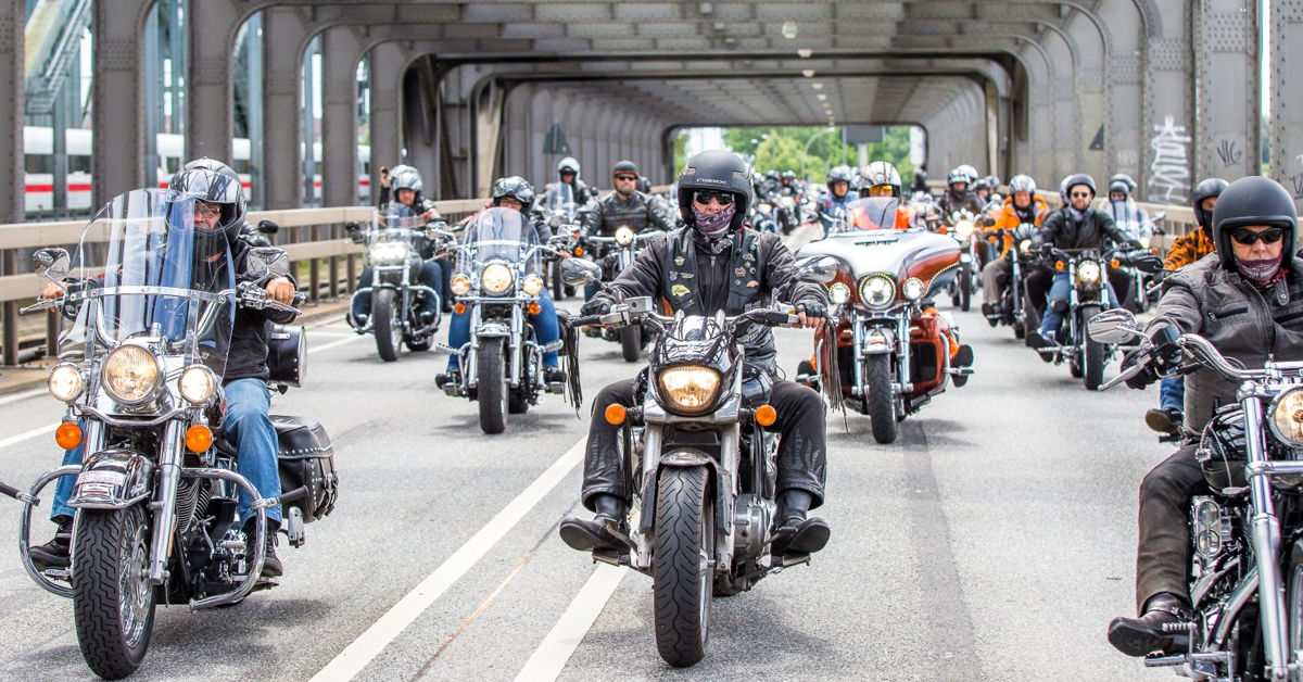 28. bis 30.06.2019: Hamburg Harley Days