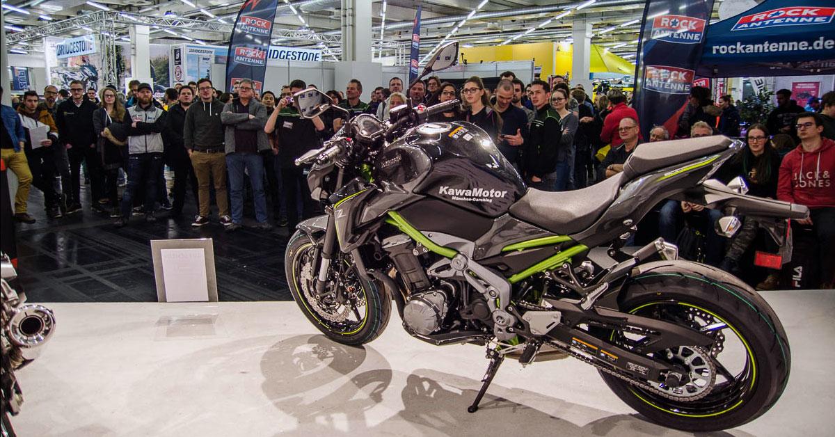 IMOT 2018: Bilder von der 25. Internationalen Motorrad Ausstellung