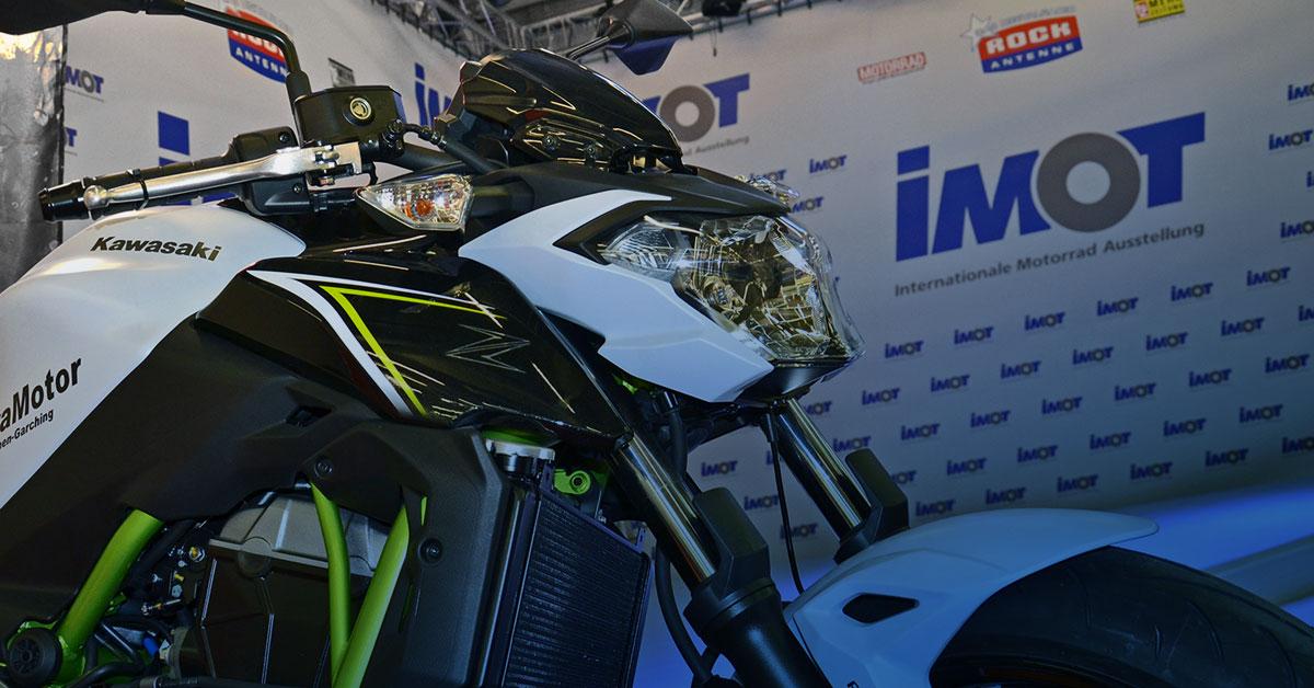 IMOT 2019 von 15.-17.02.: Die 26. Internationale Motorrad Ausstellung