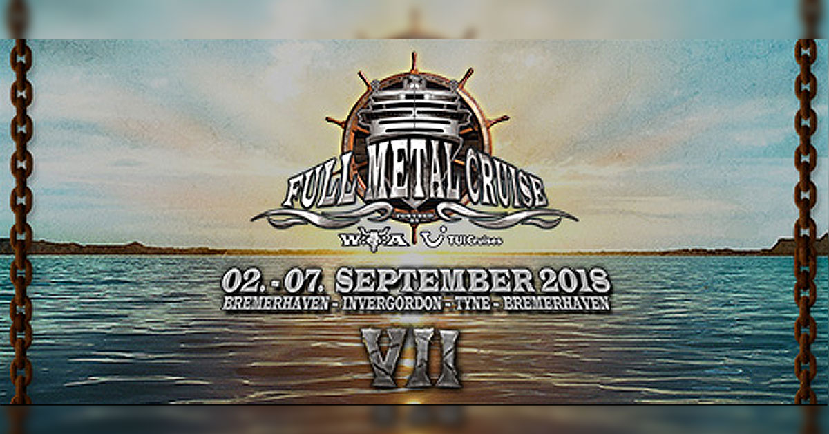 Ziel 2: Die Full Metal Cruise VII