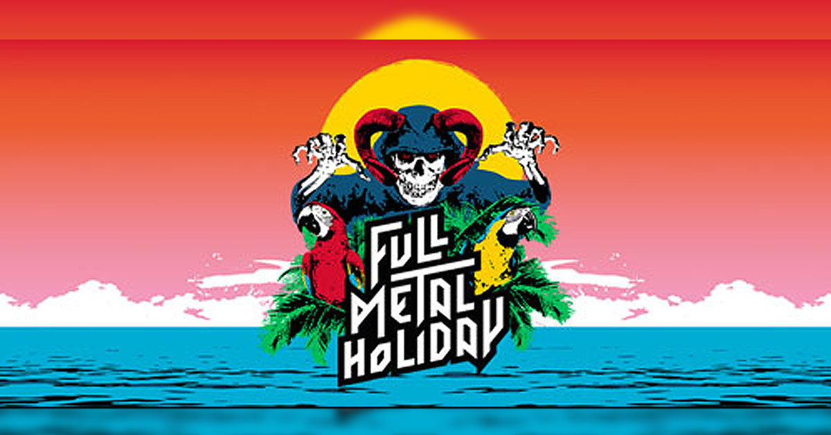 Ziel 3: Full Metal Holiday