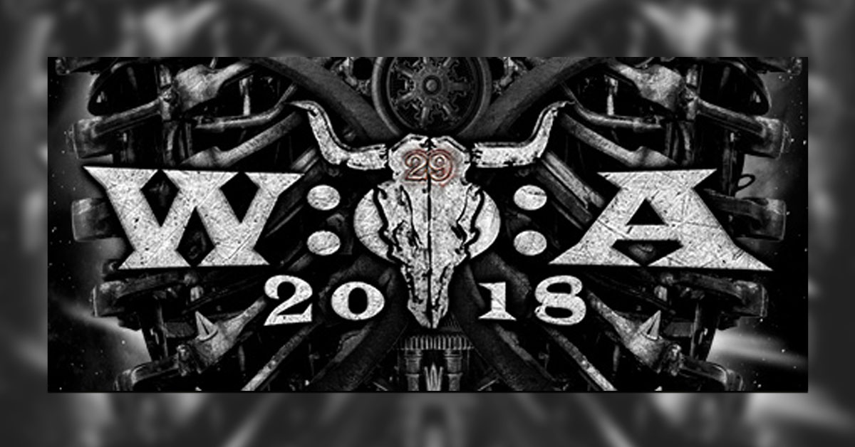 Ziel 1: Wacken Open Air