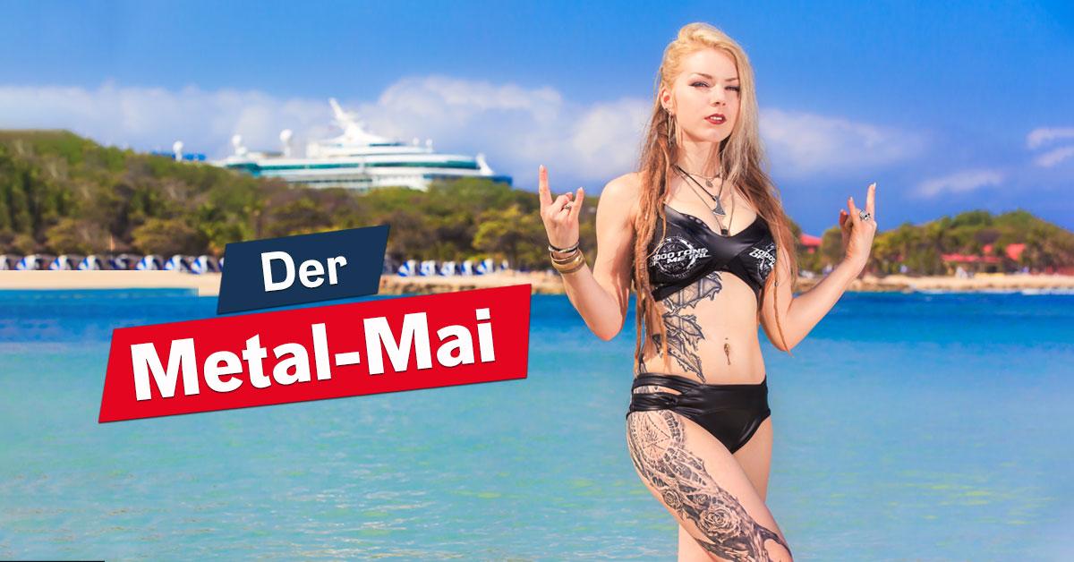 Der Metal-Mai: Alle Plätze im Überblick