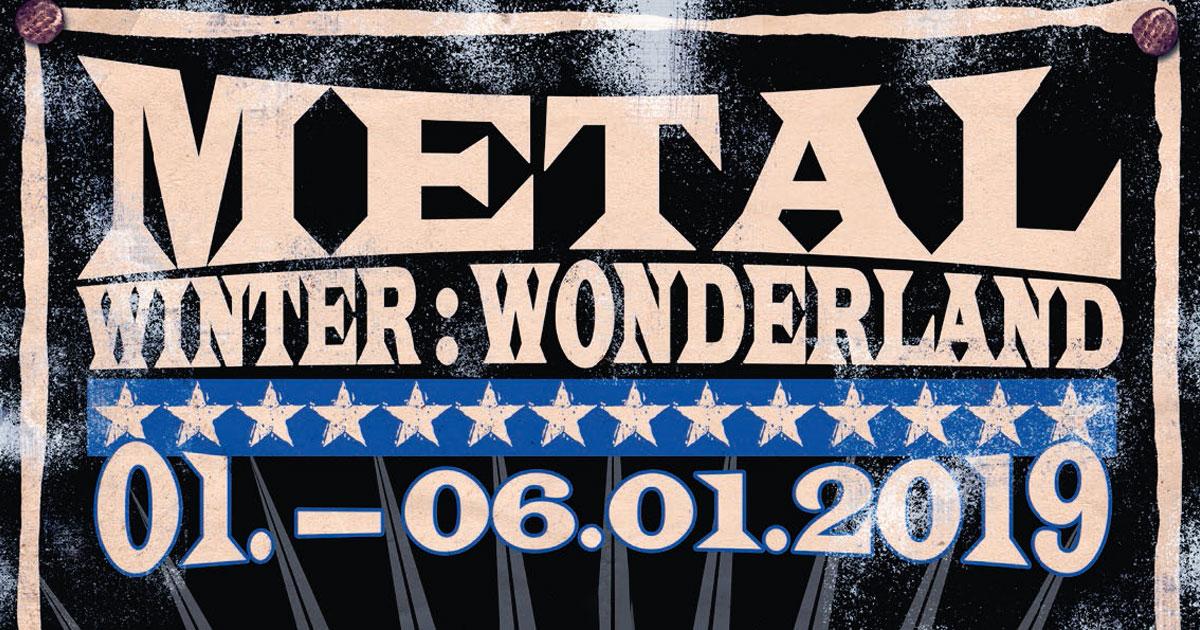 Das Metal: Winter: Wonderland 2019 - präsentiert von ROCK ANTENNE!
