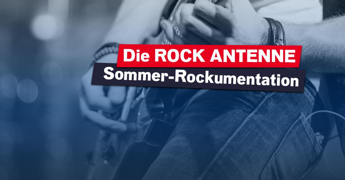 Die Sommer ROCKumentation - Hier rockt Deutschland