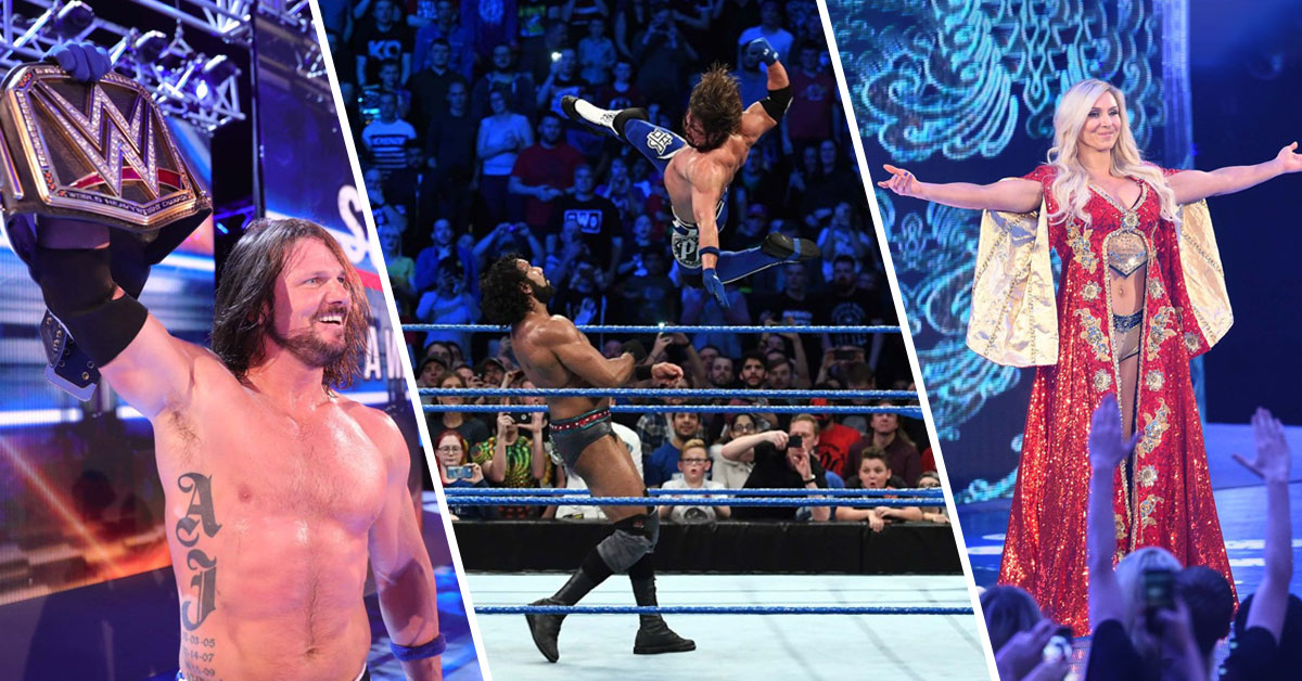 WWE live am 20.05.: Trefft die Wrestling-Stars hautnah!