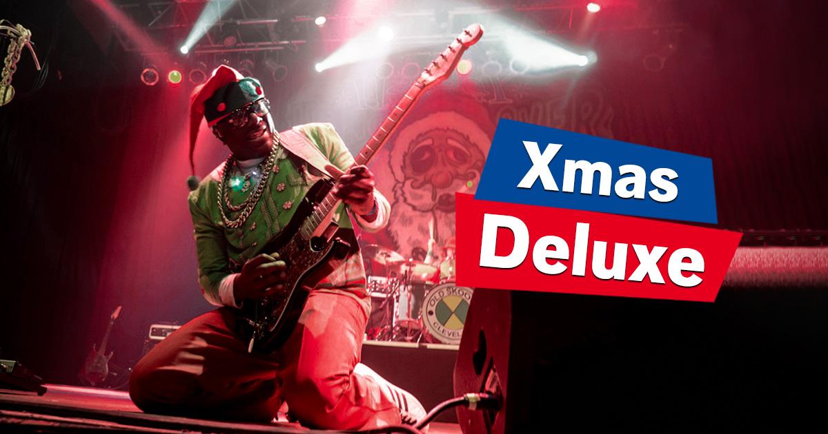 Xmas Deluxe: Wir schmeißen eure Weihnachtsfeier!