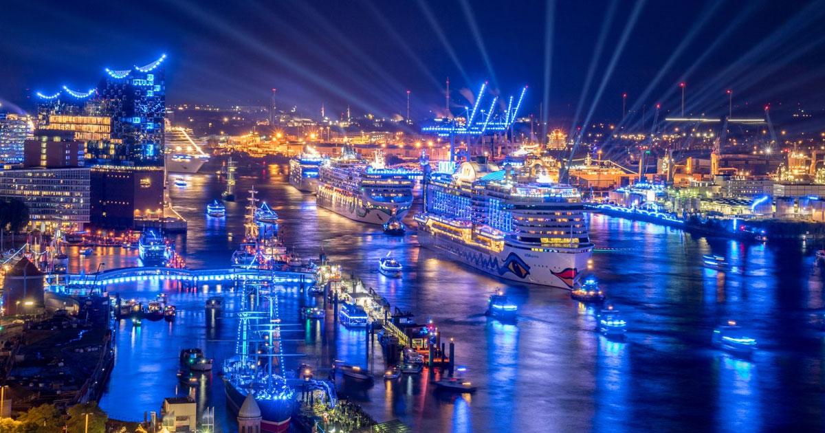 13.-15.09.: Hamburg Cruise Days / Hamburg