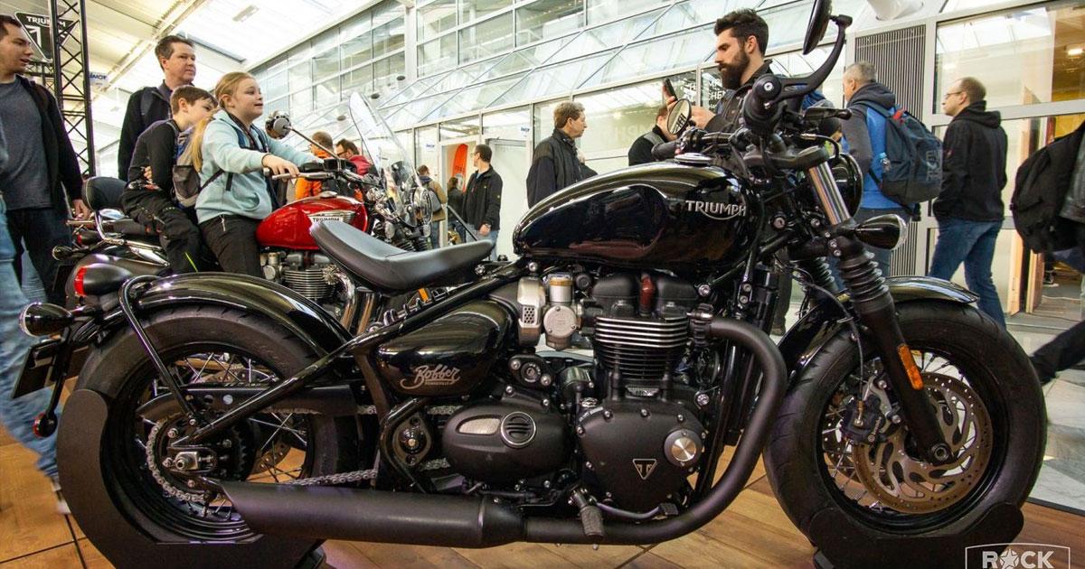 IMOT 2019: Bilder von der 26. Internationalen Motorrad Ausstellung