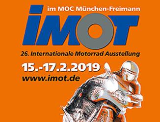 Die 26. Internationale Motorrad Ausstellung