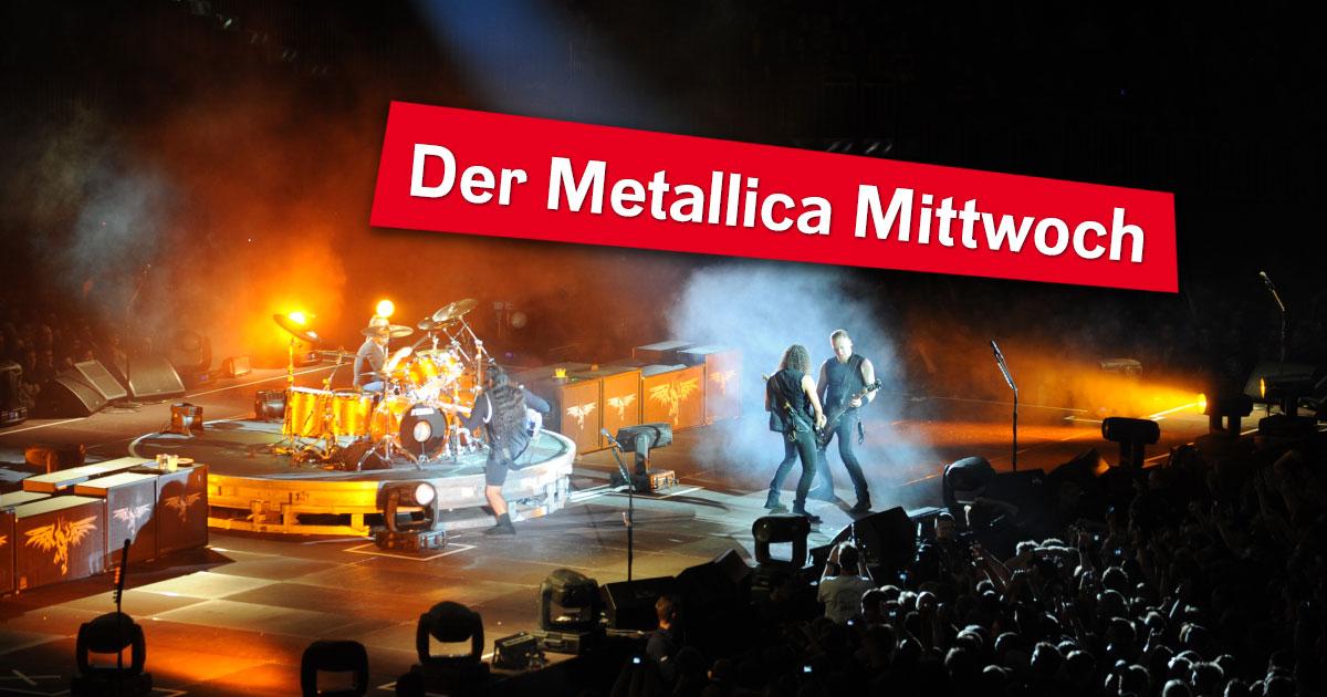 Metallica-Mittwoch: Wir schenken euch die letzten Tickets für Metallica!
