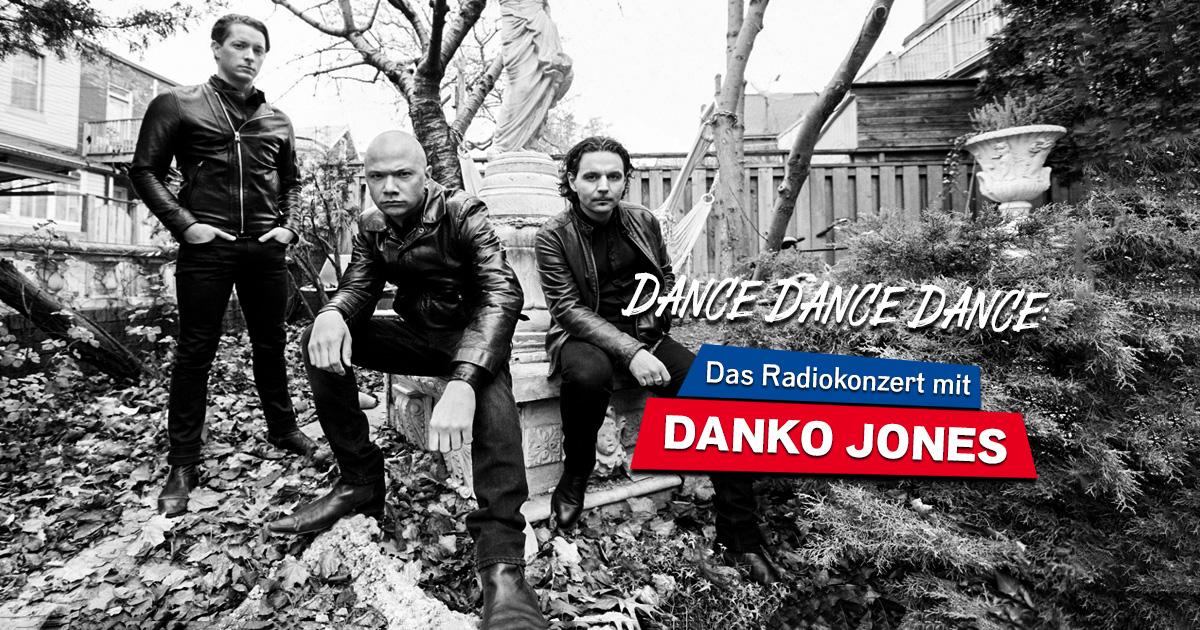 Erlebt Danko Jones live & exklusiv!