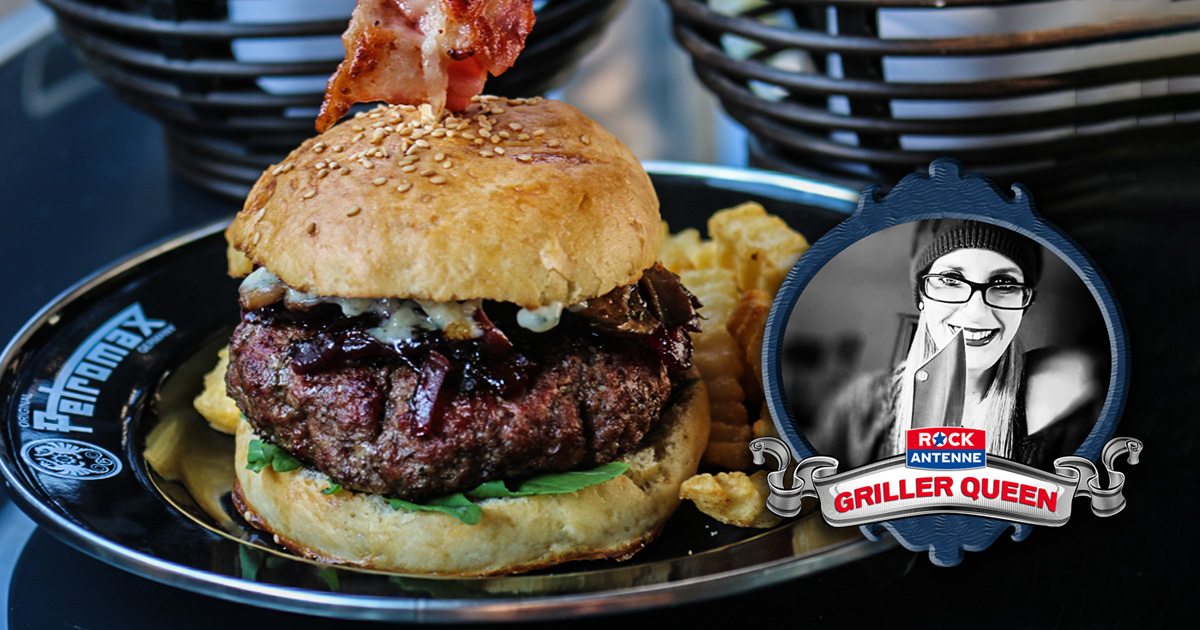SomeBURGER to love: Cabernet Balsamico Burger mit Royal Mayo