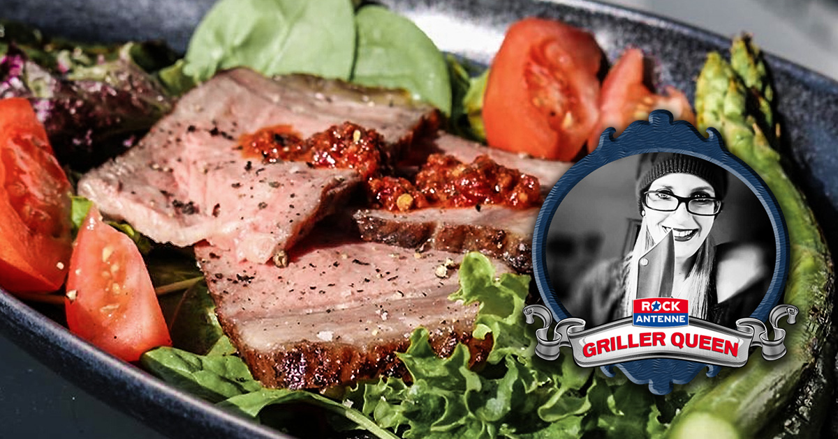 STEAK to Heaven: Tomahawk Steak rückwärts gegrillt