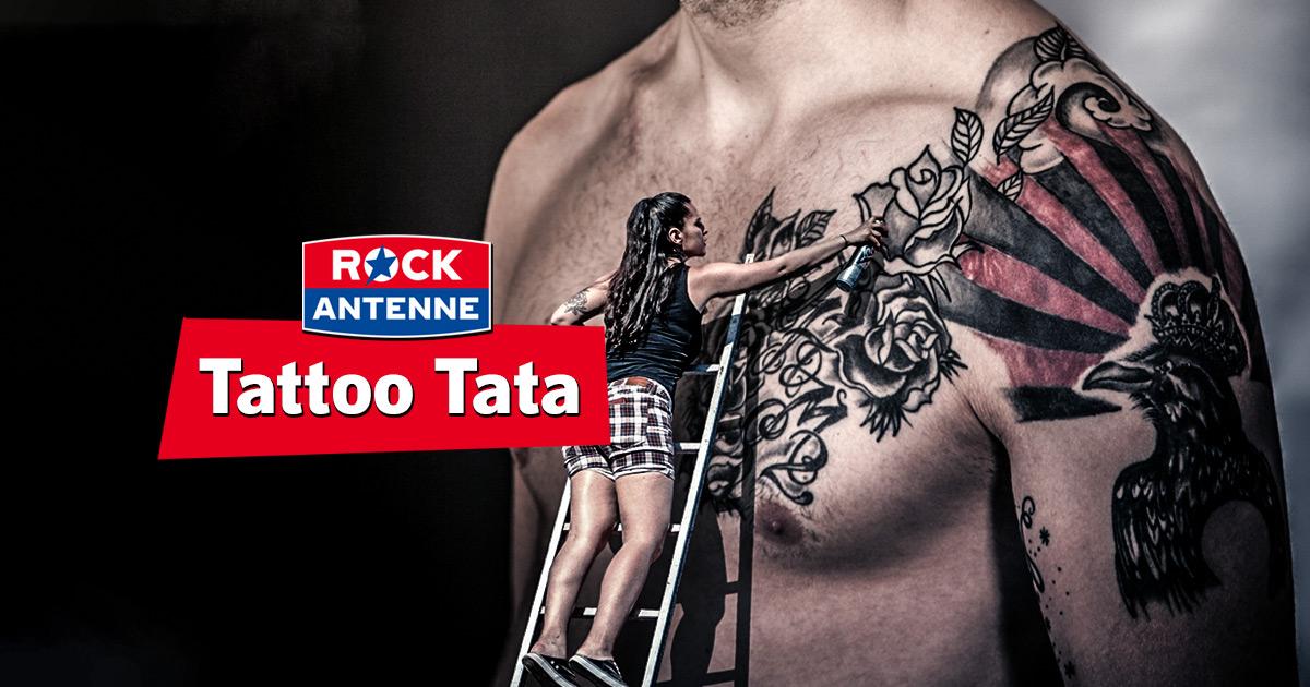 Wir lassen eure Tattoo-Sünden verschwinden!