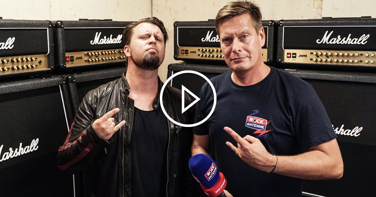 A Life Divided: Sänger Jürgen im ROCKtoberfest Interview