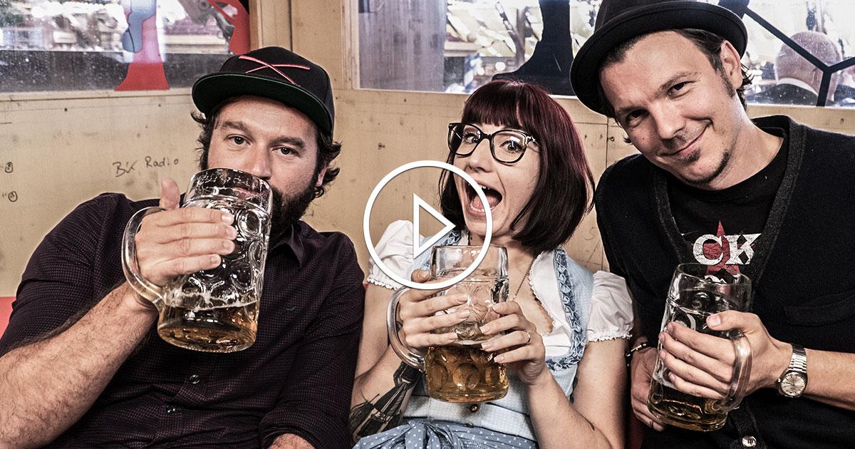 Serum 114: Nils und Dubi im ROCKtoberfest Interview