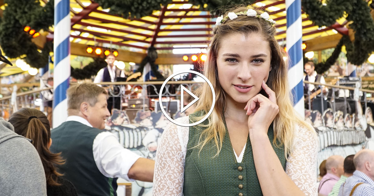 Wiesn-Playmate 2019: Miss October Stella im ROCKtoberfest Interview