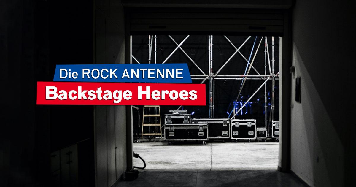 Backstage Heroes: 1.000 Euro Soforthilfe für die Menschen der Veranstaltungsbranche!