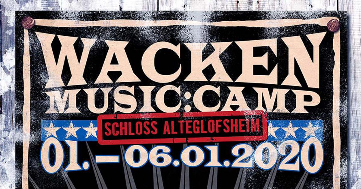 Das Wacken:Music:Camp Schloss Alteglofsheim 2020 - präsentiert von ROCK ANTENNE