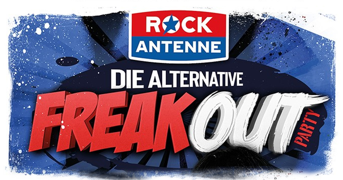 14.03.: ROCK ANTENNE Alternative Party im Backstage München