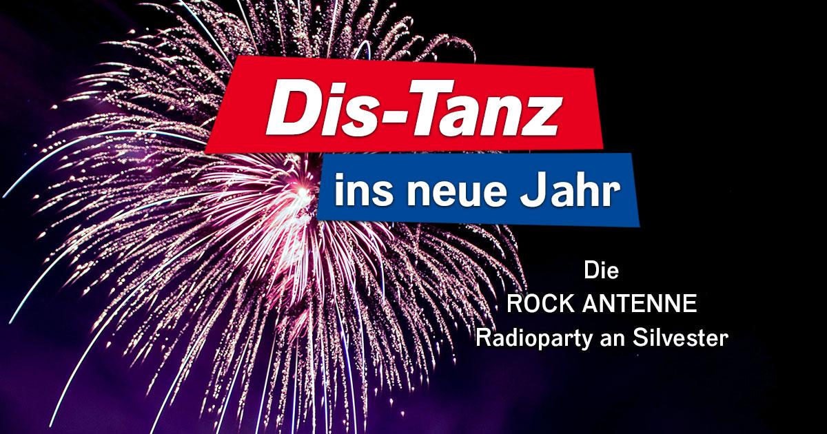 Dis-Tanz ins neue Jahr: Song wünschen und Silvester rocken!