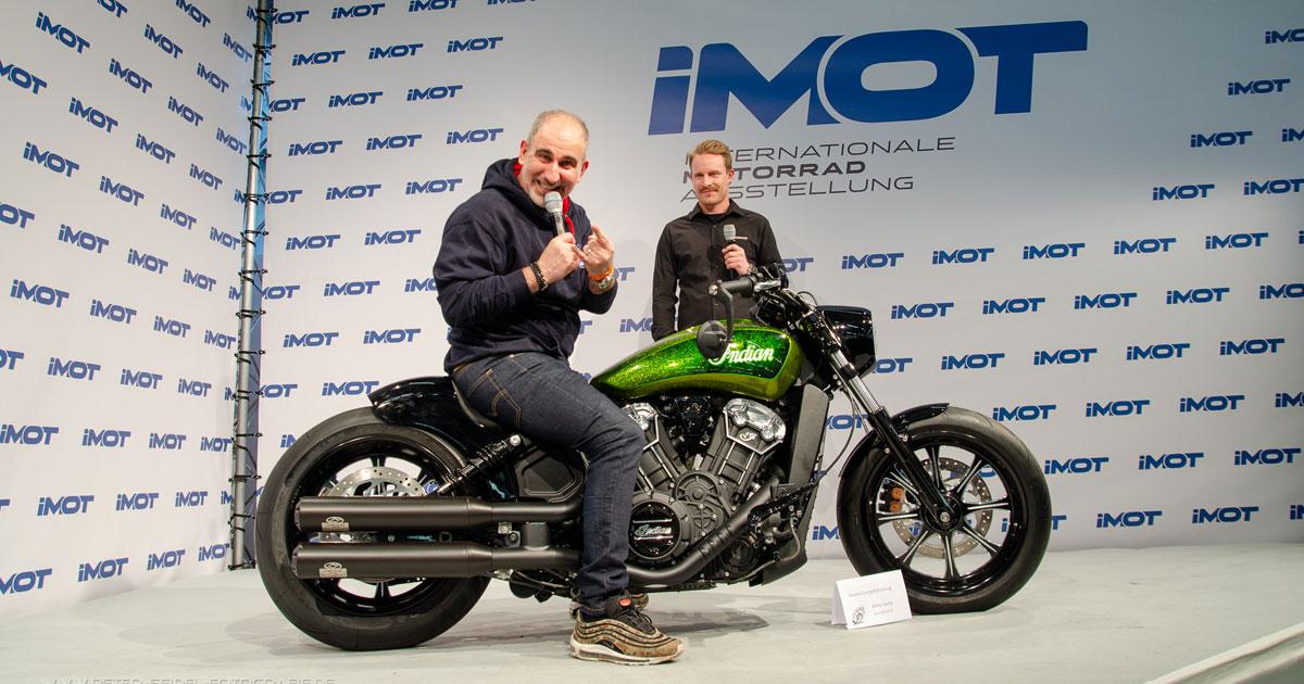 IMOT 2020: Bilder von der 27. Internationalen Motorrad Ausstellung