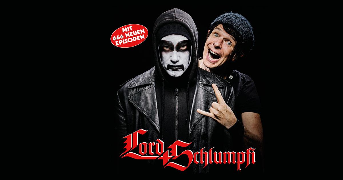 Lord & Schlumpfi, der Film: Ab 17.09. im Kino – präsentiert von ROCK ANTENNE