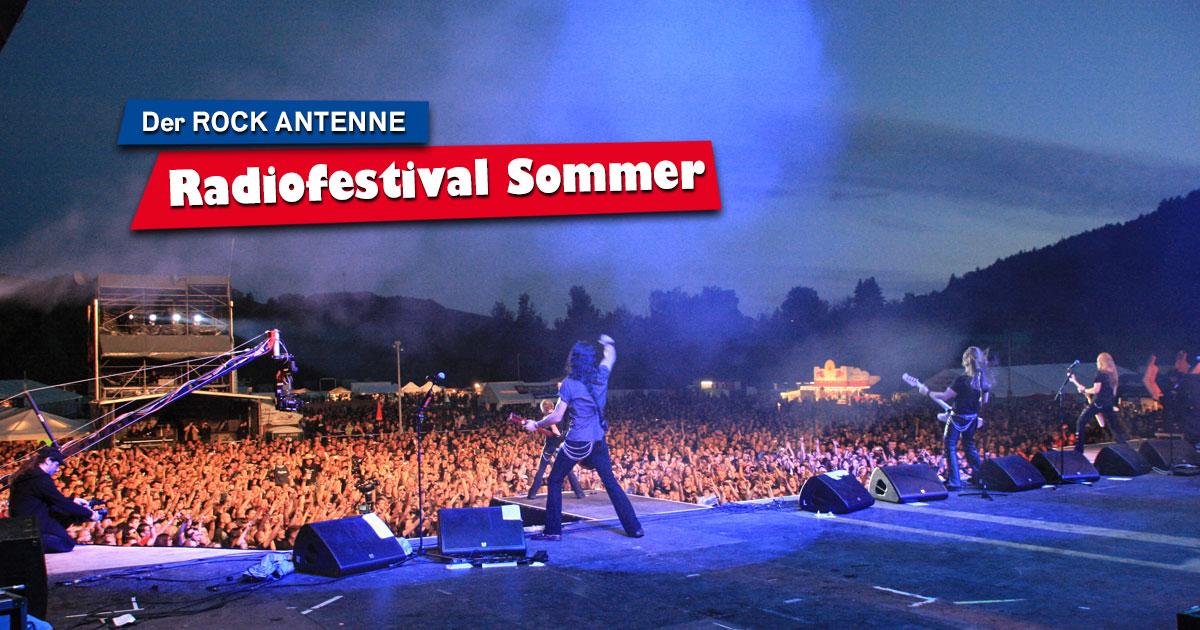 Bang Your Head!!! im Radio-Edit: Schnappt euch unser Festival-Package!