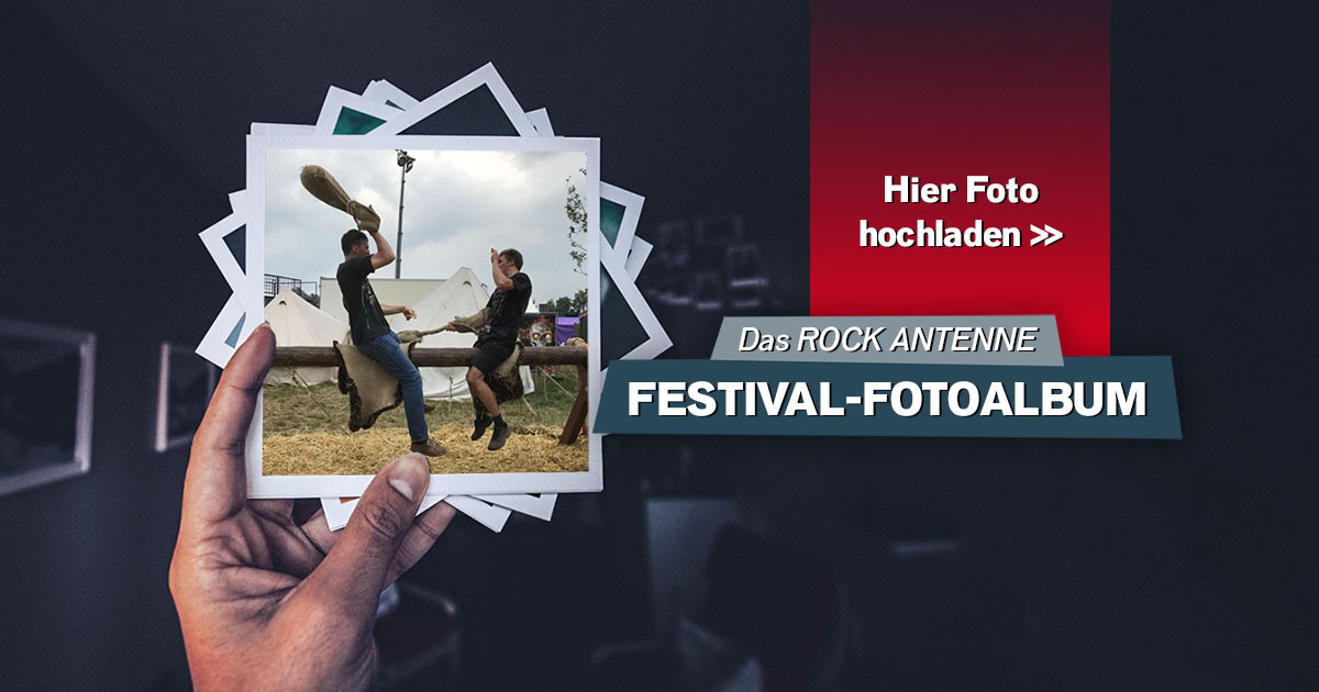 Thnks fr th Mmrs: Ladet eure Fotos hoch in unser Festival-Fotoalbum!