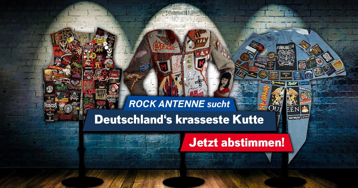 RASDKK: Wer hat Deutschlands krasseste Kutte? Stimmt mit ab!