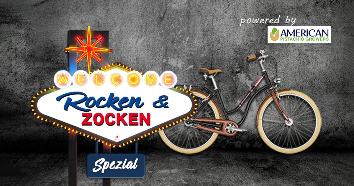 Rocken & Zocken Rad Spezial: Anmelden und mit neuem Bike Gas geben!