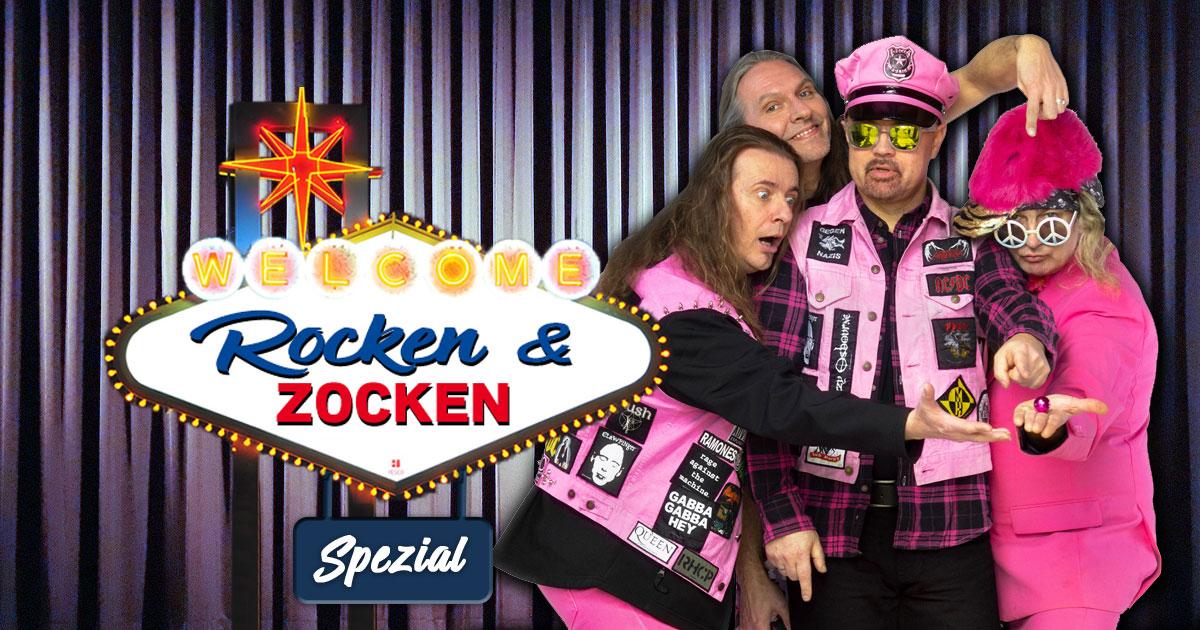 Rocken & Zocken mit BANG: Erlebt J.B.O. live im Autokino!