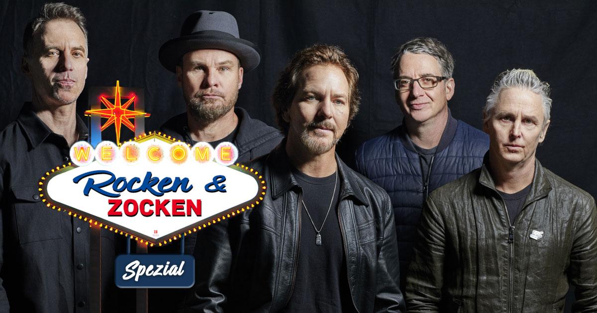 Rocken & Zocken Spezial: Wir suchen Deutschlands größten Pearl Jam-Fan