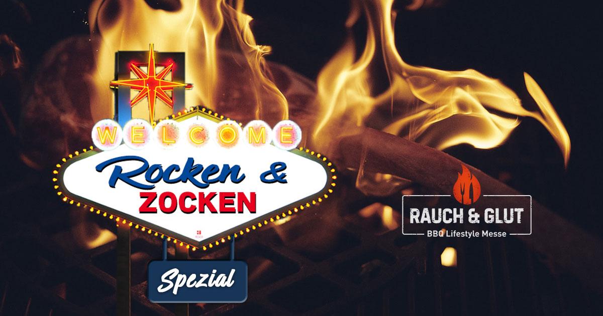 Holt euch Tickets für die Rauch & Glut BBQ Lifestyle Messe 2020!