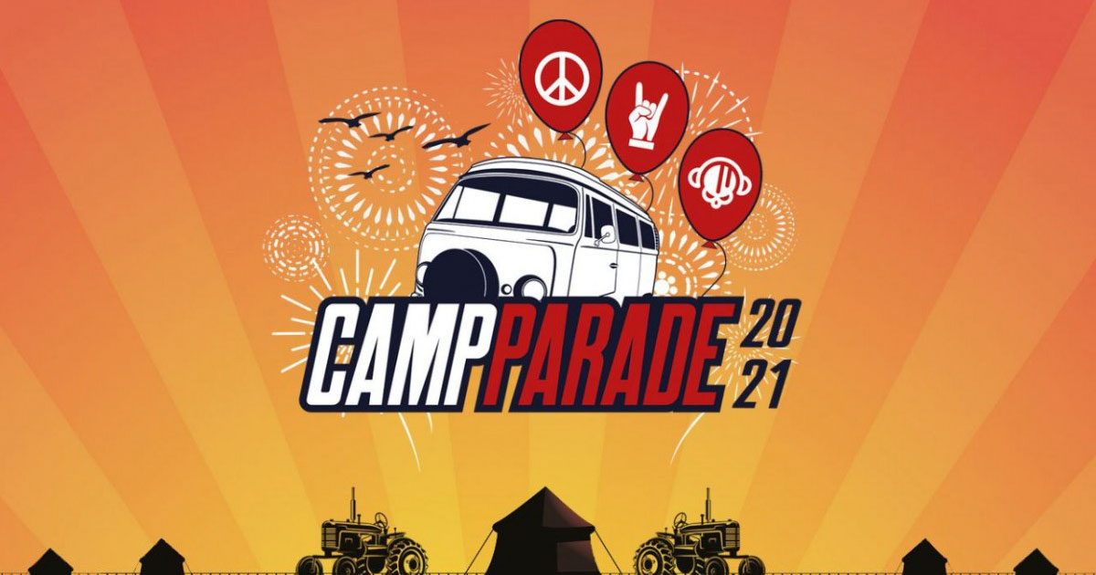 03. & 04. Juli 2021 (statt 22. & 23.05.): CAMP-PARADE in Busdorf - präsentiert von ROCK ANTENNE