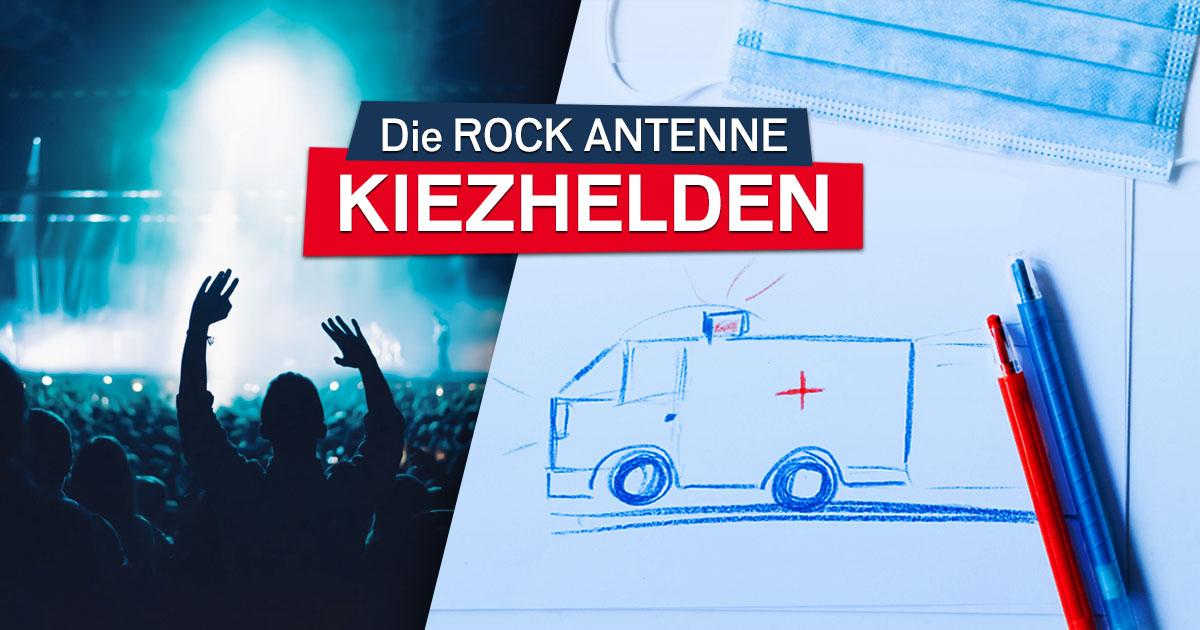 Die ROCK ANTENNE Kiez Helden: Holt euch unser Dankeschön für alle Helfer!