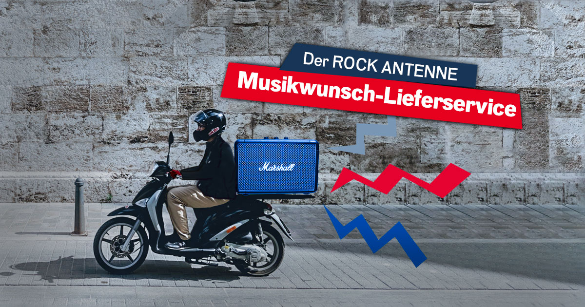 Rock your Home Office: Der Musikwunsch-Lieferservice!