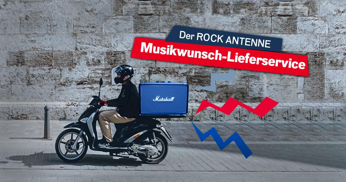 Rock your Home Office: Der Musikwunsch-Lieferservice!