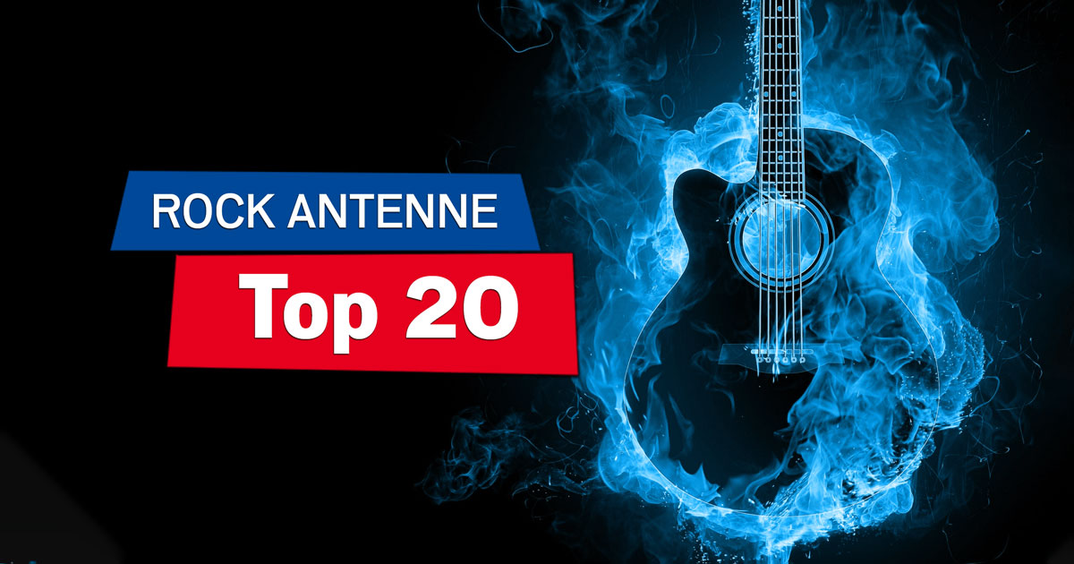 Die ROCK ANTENNE Top 20 >