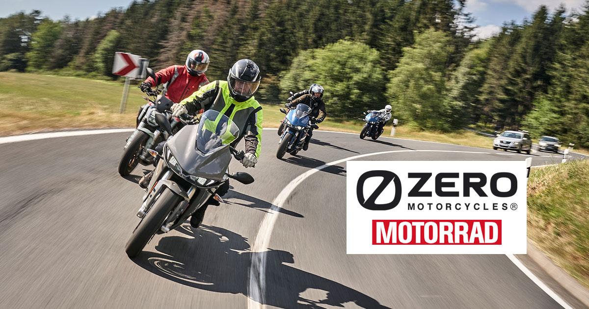 Bock auf den E-Bock? ROCK ANTENNE und Zero Motorcycles schicken euch auf Testfahrt!