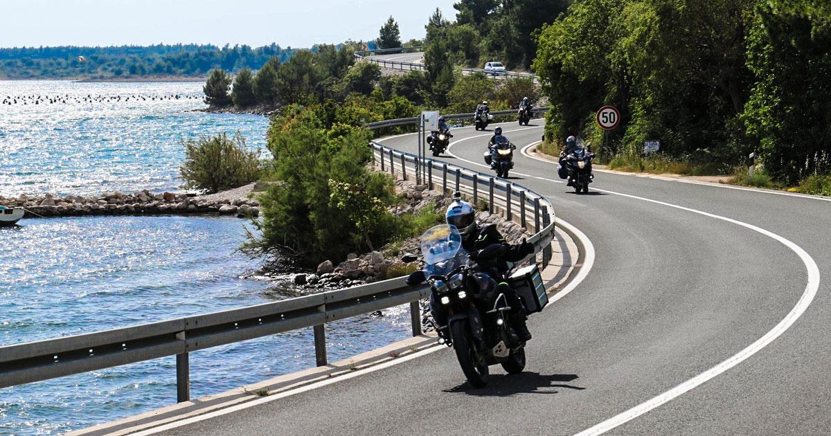 Motorrad-Tipp: Die Kroatien-Rallye 2020 von 14. bis 20.08.