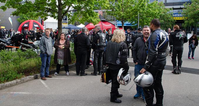 Das Programm der 7. ROCK ANTENNE Motorradtour am 17.06.2018