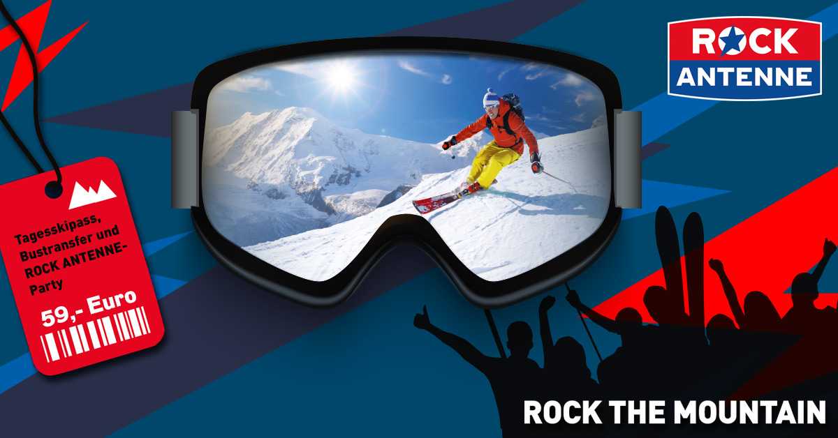 ROCK THE MOUNTAIN 2018/19: Tickets gibts ab sofort!