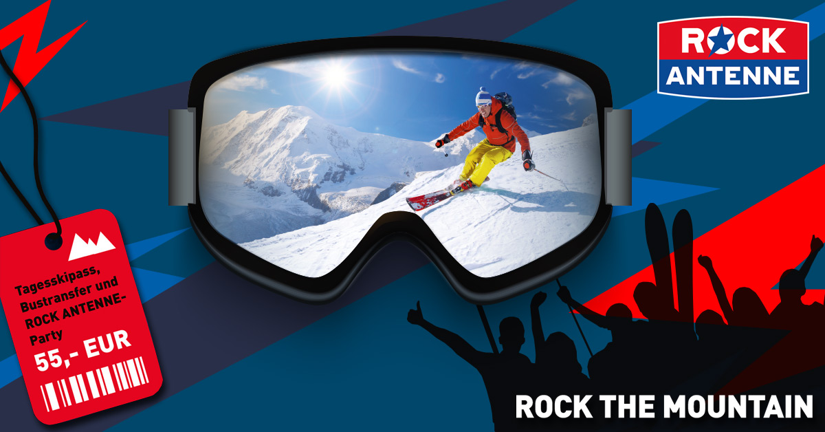 ROCK THE MOUNTAIN: Alle Termine, Infos und Tickets >