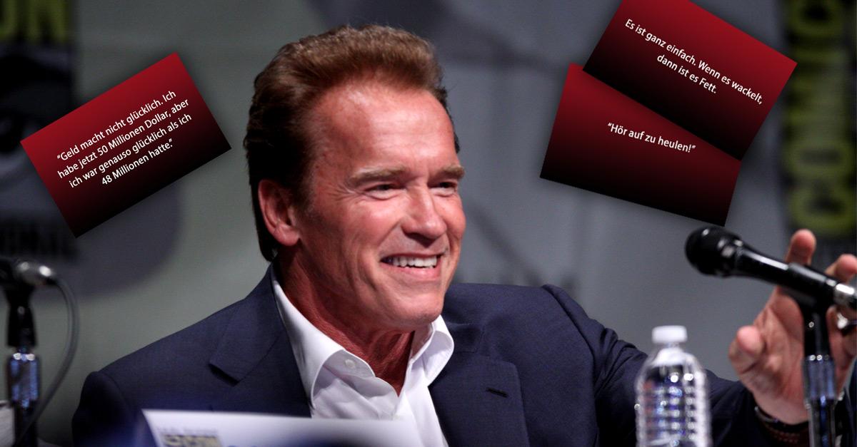 Happy Birthday, Terminator! Arnie feiert 70. Geburtstag