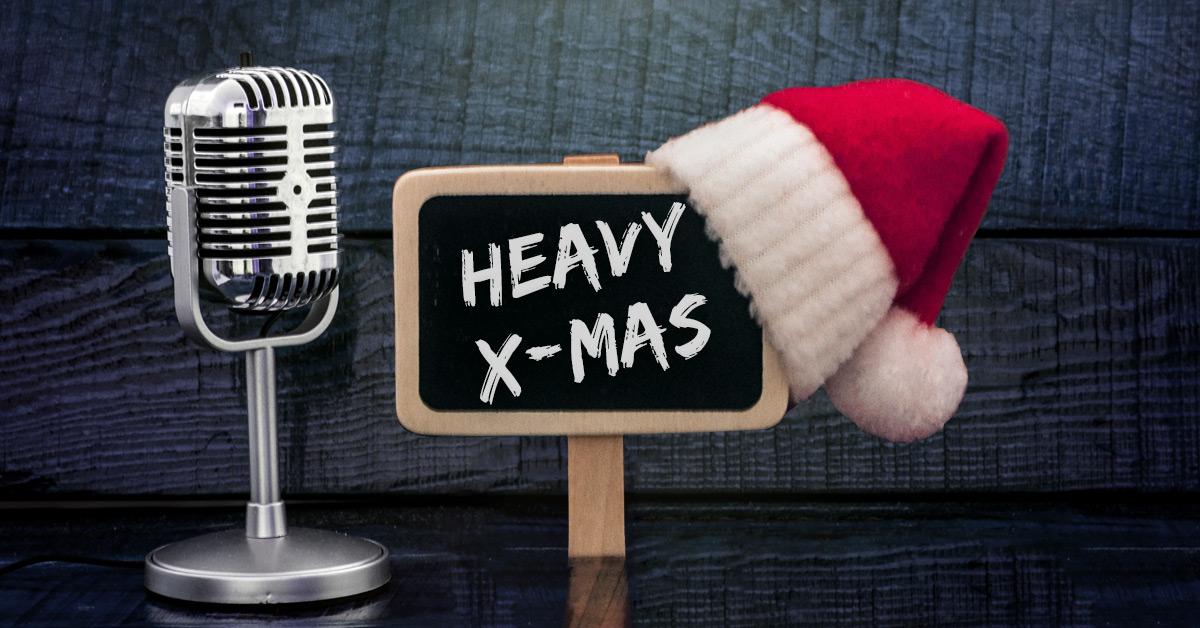 Heavy X-Mas: Weihnachten auf ROCK ANTENNE! | ROCK ANTENNE