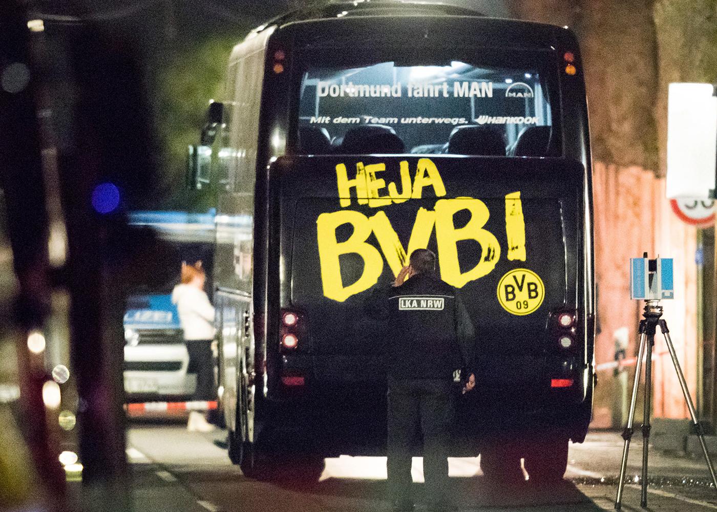 Anschlag auf BVB-Mannschaftsbus: Täter zu 14 Jahren Haft verurteilt